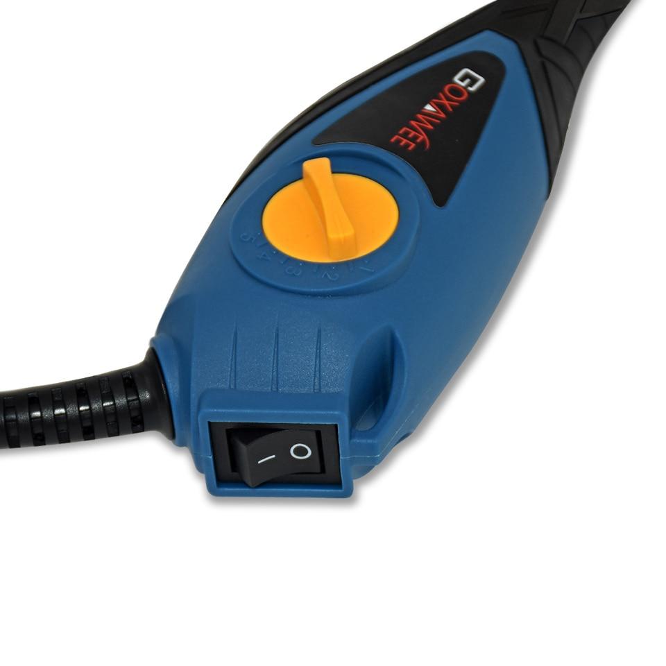 Penna per incisione elettrica 220V multifunzione per incidere lo - Accessori per elettroutensili - Fotografia 4