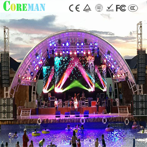 video Processor  Lvp605 rental use +1pcs free LINSN 802D sending card dot matrix led module outdoot panel led-in LED Displays from Electronic Components & Supplies    3