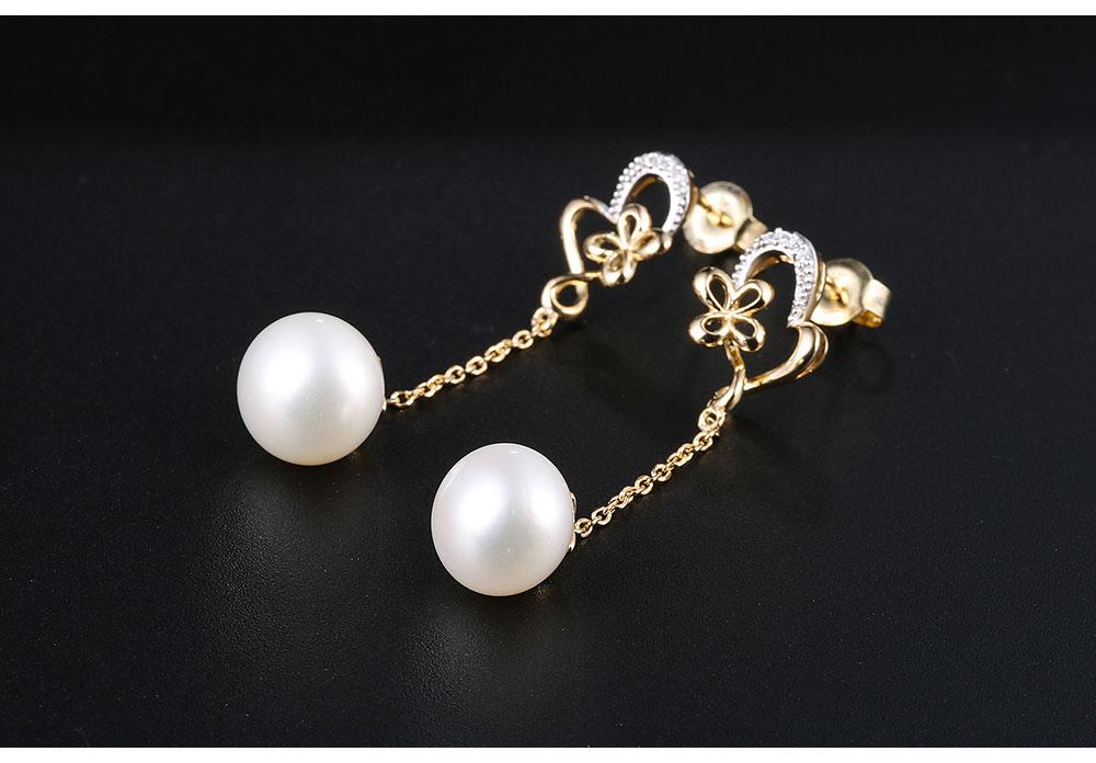silver pearl earrings CASE00912 (4)