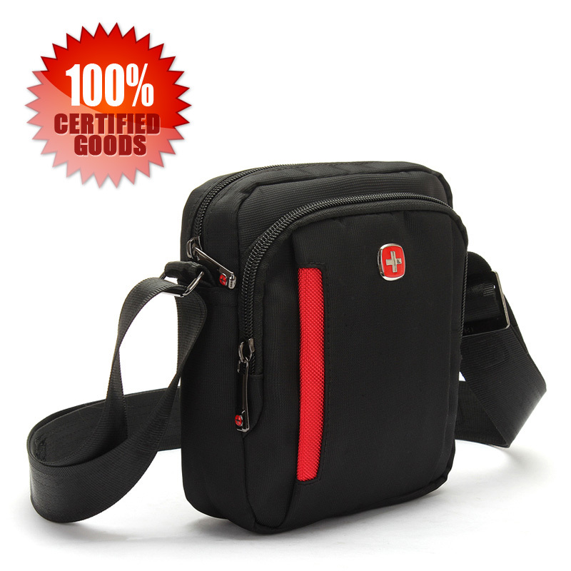 Swiss Gear Shoulder Messenger Bag Sa 5012 Support Whole And Small Orders In Men S Costumes From Novelty Special Use On Aliexpress