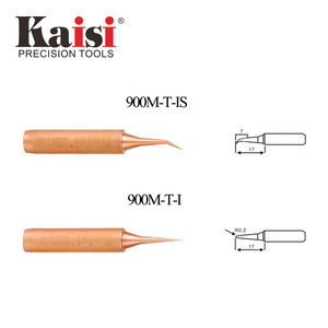 Image 4 - Kaisi Original 900M T I 900M T IS Oxygen free Copper Soldering Iron Tip For Solder Station Tools