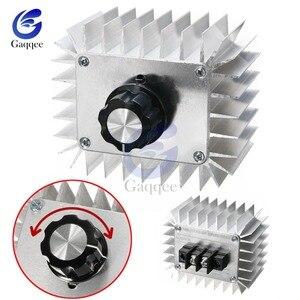 AC 220V 5000W SCR Voltage Regu