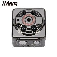 iMars SQ8 Mini Camera 1080P 12MP Car Surveillance Camera Voice Recorder Night Vision Support 32GB TF Card for Home Use Sports