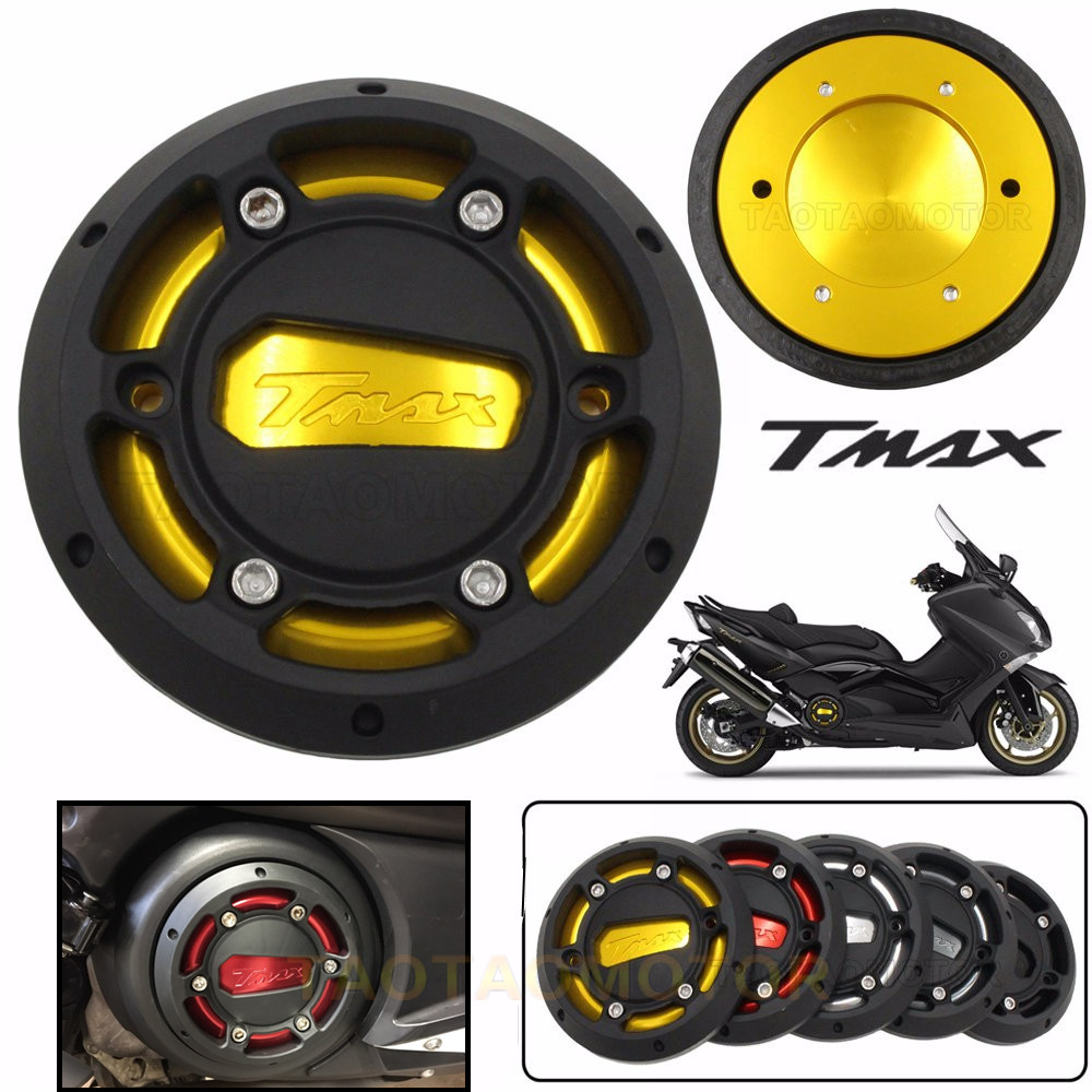 New Motorcycle TMAX Engine Stator Cover CNC Engine Protective Cover Protector For Yamaha T-max 530 2012-2015 TMAX 500 2008-2011