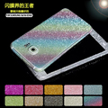 For Sumsung Galaxy S6  S6edge Luxury Bling Full Body Decal Glitter Back Film Sticker Case Cover For S6 G9200 Free shipping