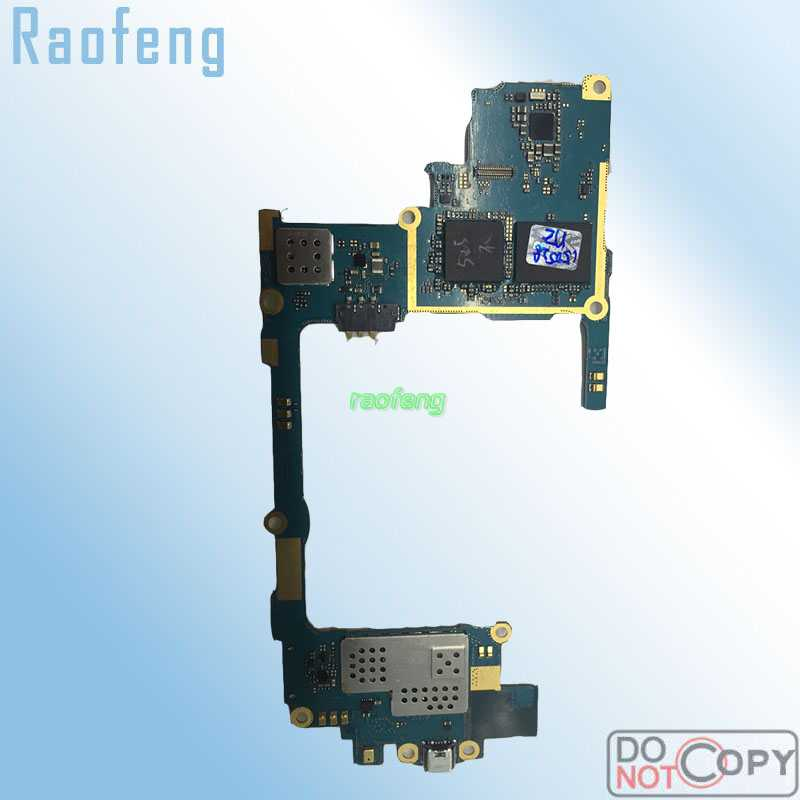 Raofeng  Unlocked for Samsung galaxy Mega 5.8  i9152 motherboard 16gb whole function mainboard with full chip Logic Board(China)
