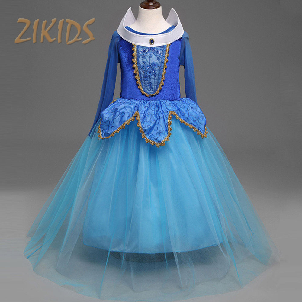 Children Clothing Girl Cosplay Costume Christmas Gifts for Girls Dresses Princess Dress for Masquerade Carnival Party 2017 New wp 018 professional water resistant poker table cloth stock for promotion free shipping