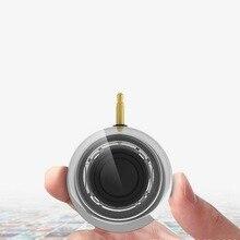 3.5 мм Jack Портативный 3D Surround мини Беспроводной Динамик Круглый Мощный Кристалл Динамик для смартфонов Планшеты HiFi Звук