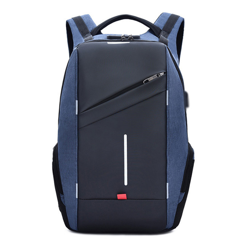 Anti Thief Backpack Men USB Charging Bagpack 15.6 To 17 Inch Laptop Backpack For Women School Bag Male School Backpack Female