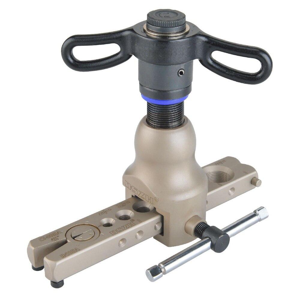 Инструмент для развальцовки с храповым механизмом 45 градусов эксцентрик