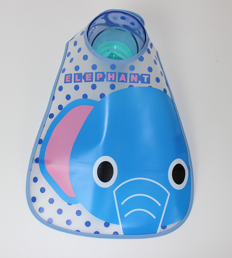 Adjustable Baby Bandana Bibs EVA Plastic Waterproof Lunch Bibs Infants Cartoon Bibs Baberos Summer Style в ах у детей bibs сали в а тау ват и доказательства lun чистый bibs в well смысл gir ls i виновным юпитера корзину oo два года patt лет bibs баб вывода