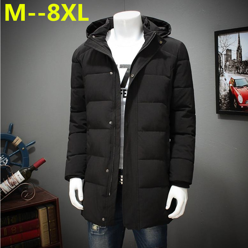 10XL 8XL 6XL 5XL Autumn Winter Parka Men Jacket Coat Outerwear Fashion Hood Padded Quilted Warm Male Jackets Hooded Casual Wadde winter jacket men 2016 brand parka plus size men s hooded parka zipper quilted coat casual jackets