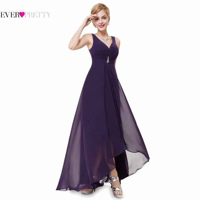 Vestidos de Noite Formal EP09983 Sempre Bonita 2017 New Arrival Real Photo Plus Size Double V Neck Pedrinhas Longo Vestido de Noite