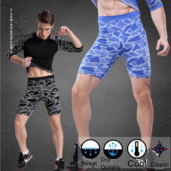 Herren-unterwäsche Former Zerobodys Herren Körper-former Leopard Abnehmen Hosen Kurze Body Shaper Strumpfhosen Männer Kleidung QualitäTswaren