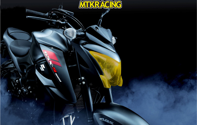 MTKRACING FOR Suzuki GSX S1000 GSX S 1000 GSXS 1000 GSX S 1000 2017 2018 motorcycle Headlight Protector Cover Shield Screen Lens