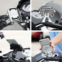 New For BMW R1200GS LC R1200 GS R 1200GS R NINE T R NINET Motorcycle Stand Rotatable Universal Mobile Phone Holder F800GS F650GS