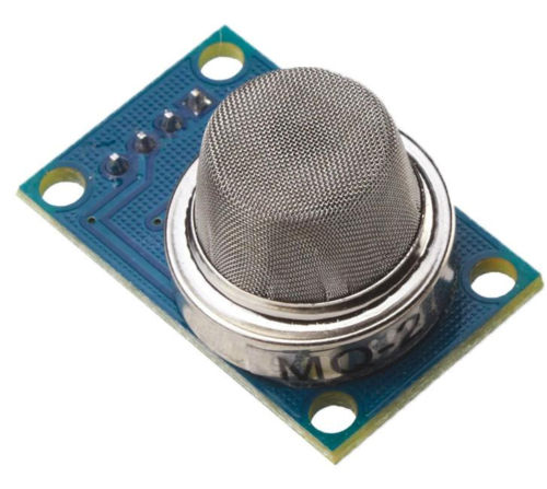 MQ-2 MQ2 Gas Sensor Module Smoke Methane Butane Detection for Arduino ...