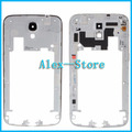 Free shipping Original Backplate Rear Housing Rear Middle Bezel Frame Cover Replacement for Samsung Galaxy Mega 6.3 I9200 i9205