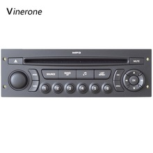 Originale RD45 Auto Radio USB Bluetooth MP3 Adatto 207 206 307 C3 C4 C5 Auto Audio 1din Auto Lettore CD car Audio