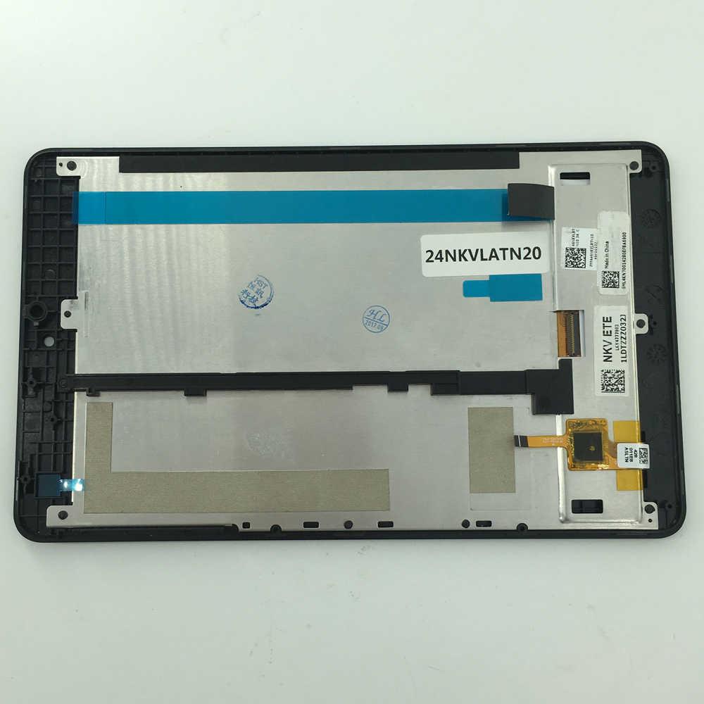 جديد 7 بوصة لشركة أيسر جهاز Iconia احد 7 B1-730 B1 730 شاشة الكريستال السائل مصفوفة مجموعة المحولات الرقمية لشاشة تعمل بلمس مع الإطار