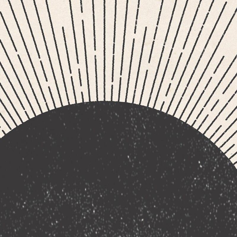 Sun Illustration Mid Century Modern Block Print Neutral Colors Style Poster Canvas Painting Wall Picture Living Sun Illustration Mid Century Modern Block Print Neutral Colors Style Poster Canvas Painting Wall Picture Living Room Home Decor