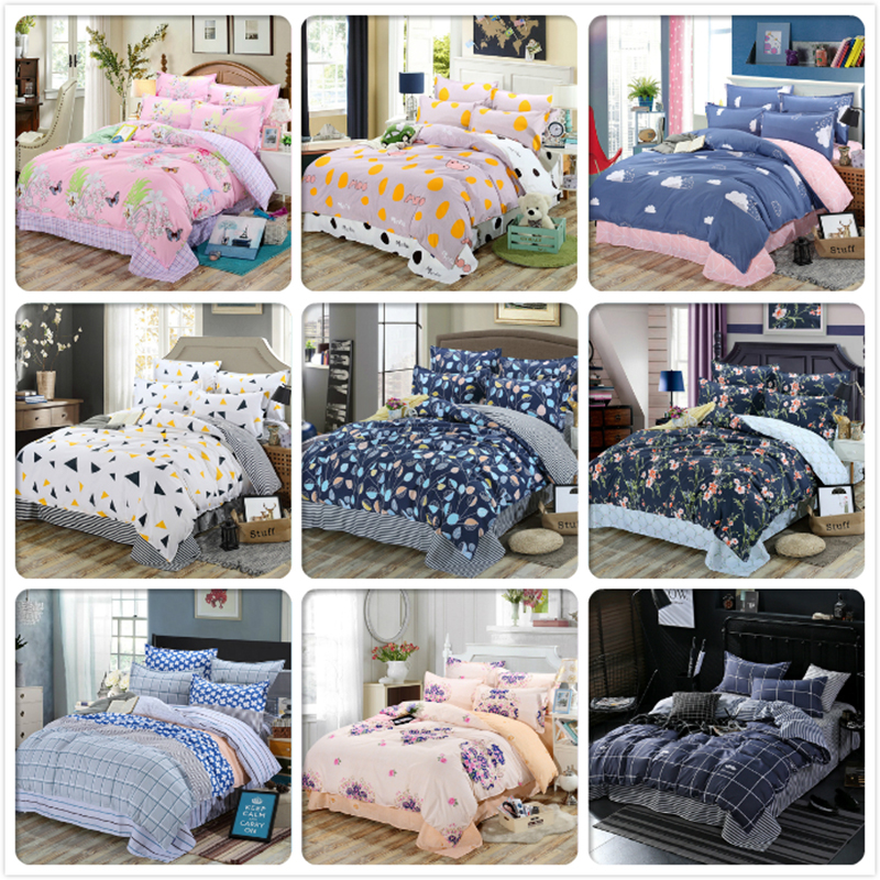 Copripiumino 220x240.Duvet Cover Pillowcase 3pcs Bedding Set Kids Child Soft Cotton Bed