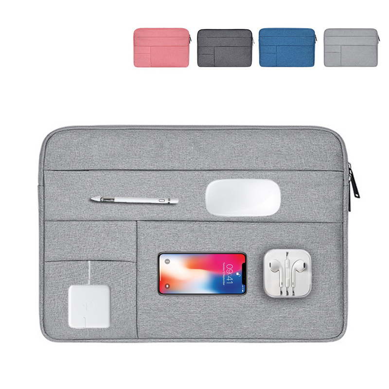 Laptop Bag For Macbook Air 11 13 Case Touchbar Pro 15 13 Inch Laptop Sleeve For Mac Book Air 13 Waterproof Solid Notebook Case