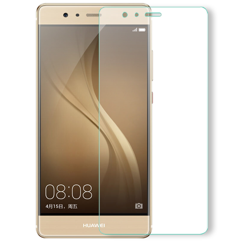 Tempered Glass For Huawei P8 P9 Lite 2017 Screen Protector For Huawei P9 P10 Lite Honor 4C Pro 6X 6A Y3 II Y5 II Y6 2017 Cases(China)