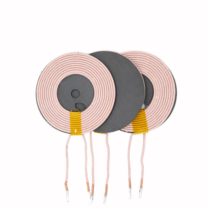 63uH A11 Wireless Charging Coil Module Inductor Wireless Charging Transmitting Coil QI Standard Inductance