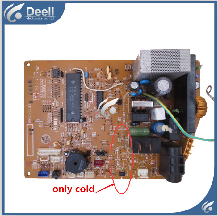 95% new & original for air conditioning control board Computer board DE00N238B SE76A766G01 only cold only a promise