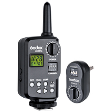 Godox футо-16 Беспроводной Мощность контроллер удаленного запуска вспышки для GODOX WITSTRO AD180 AD360 вспышки Speedlite Canon Nikon Pentax