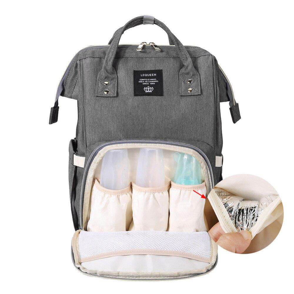 Fashion Mummy Maternity Nappy Bag Travel Backpack for Mom Large Capacity Travel Backpack Mummy Nursing Bag Girl New MochilasFashion Mummy Maternity Nappy Bag Travel Backpack for Mom Large Capacity Travel Backpack Mummy Nursing Bag Girl New Mochilas