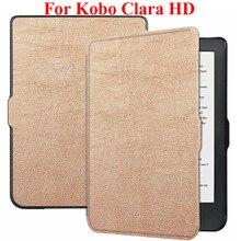 Capa protetora para kobo clara hd, case protetor, para kobo, clarahd, koboclarahd, 2018, ebook protetor de pele
