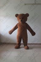 Популярные мишки маскарадный костюм качество бурый медведь костюмы