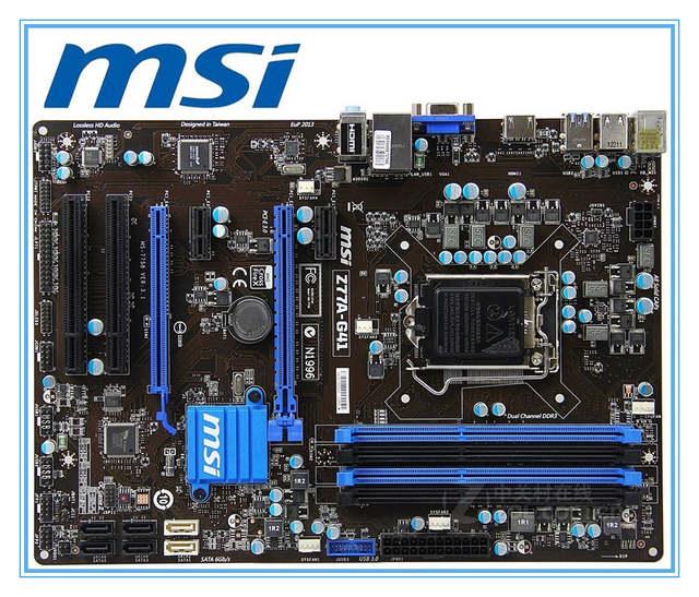 msi n1996 motherboard specs