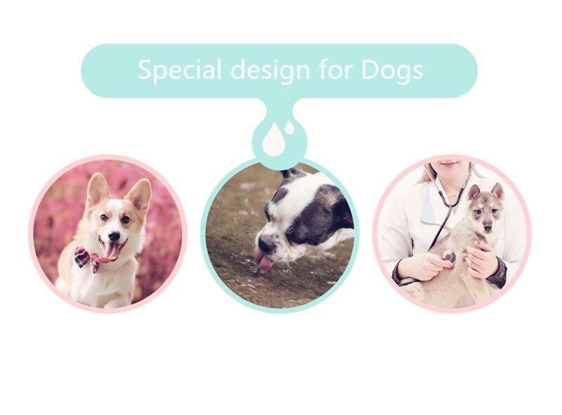 350ML 480ML 550ML Portable Pet Dog Water Bottle Travel Puppy Cat Drink Bowl Outdoor Outside Pet Feeder Dispensador Agua Perro