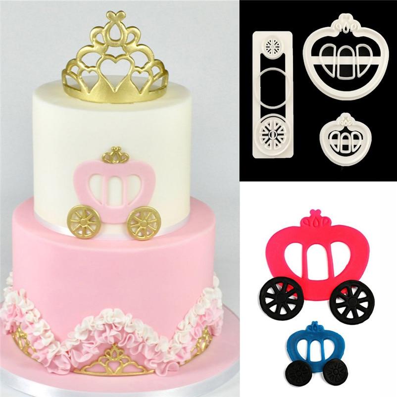 Cookie Cutter Wedding Cake Accessories