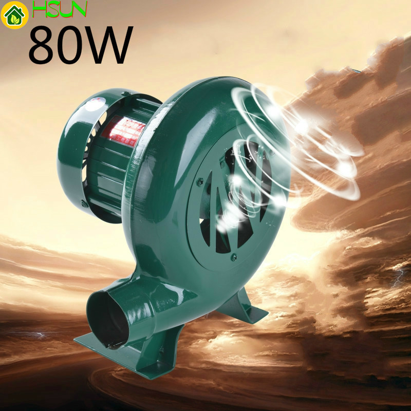 Blower Domestic 80W blower Barbecue blower Vaporization furnace  Dining room boiler Gasification furnace Heating stove blower