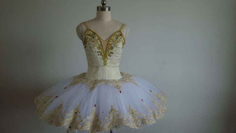 Custom Dress Luxuriant Ballet Performance Variations Of Sleeping
