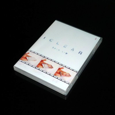 Free shipping 2014  visual iClear Silver by Shin Lim magic tricks magic props