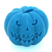 Nicole 3D Pumpkin Silicone Mold Soap Candle Making Tools Halloween Theme Mould