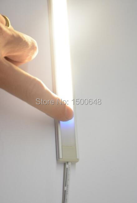 5pcs/lot 30cm dimmable led cabinet light for kitchen