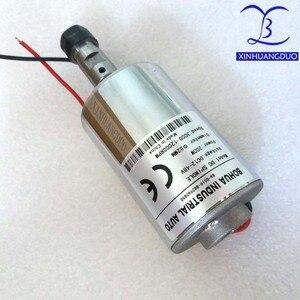 Image 3 - Démarreur CNC haute vitesse 12 48V ER11, moteur à Mini broche 12000 W, 200 tr/min, moteur à broche, bricolage, gravure, fraisage, meulage