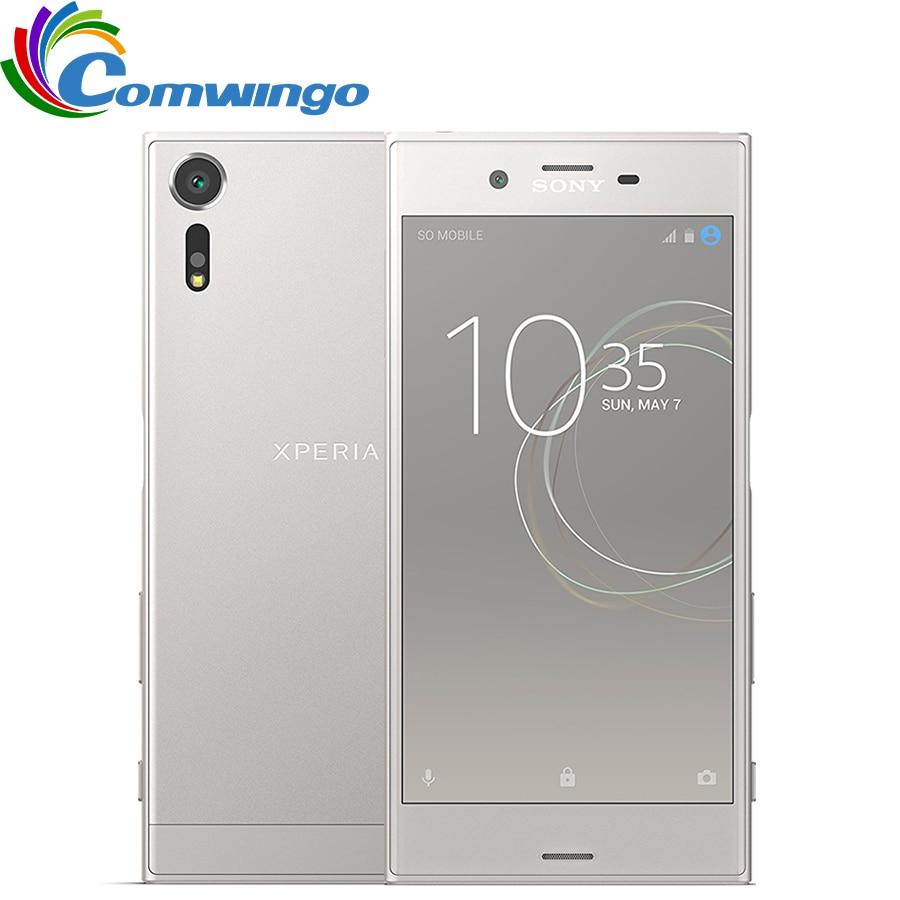 Original Sony Xperia XZs G8232 Dual SIM 4GB RAM 64GB ROM 19MP Snapdragon 820 LTE 5.2 Cell Phone 2900mAh Mobile Phone