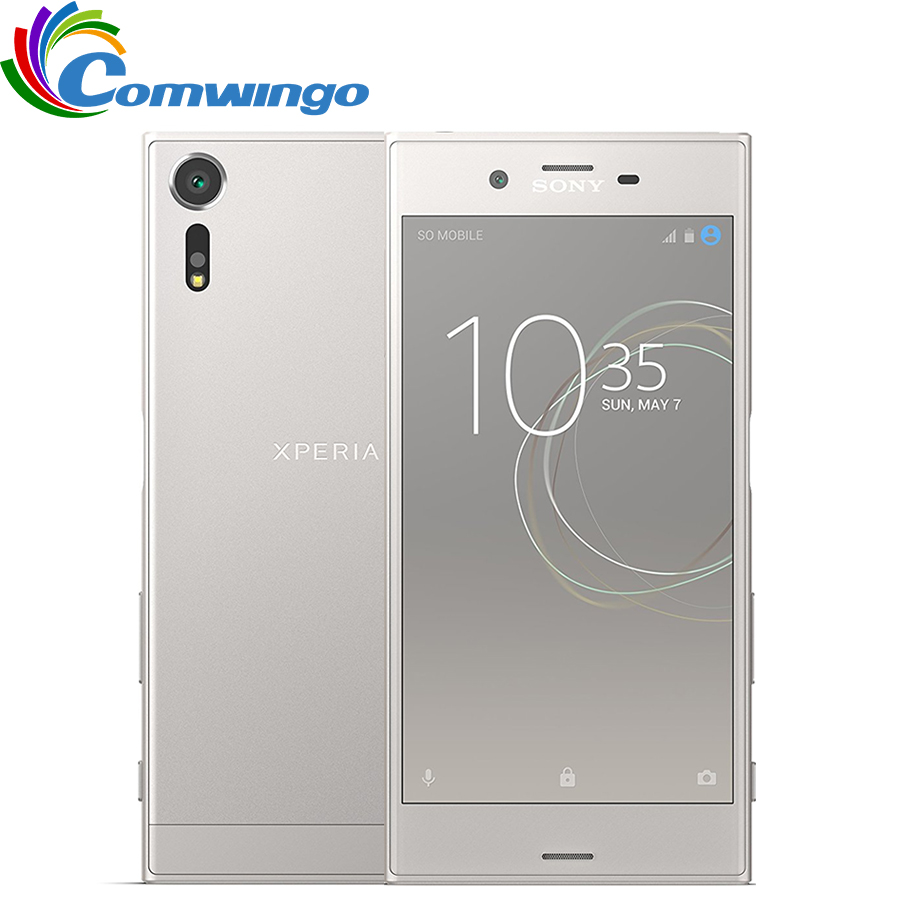 Xperia Original da Sony XZs G8232 Dual SIM 19MP 64 4GB de RAM GB ROM Snapdragon 820 LTE 5.2