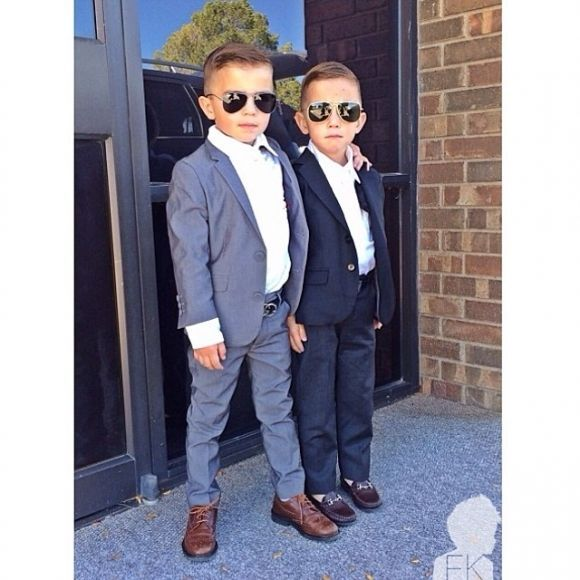 Custom made wedding suits for boy tuxedo suit boys formal for Boys dress clothes wedding