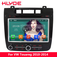 KLYDE 4G Octa Core Android 8 4GB RAM 32GB ROM Car DVD Multimedia Player Radio For Volkswagen VW Touareg 2010 2011 2012 2013 2014