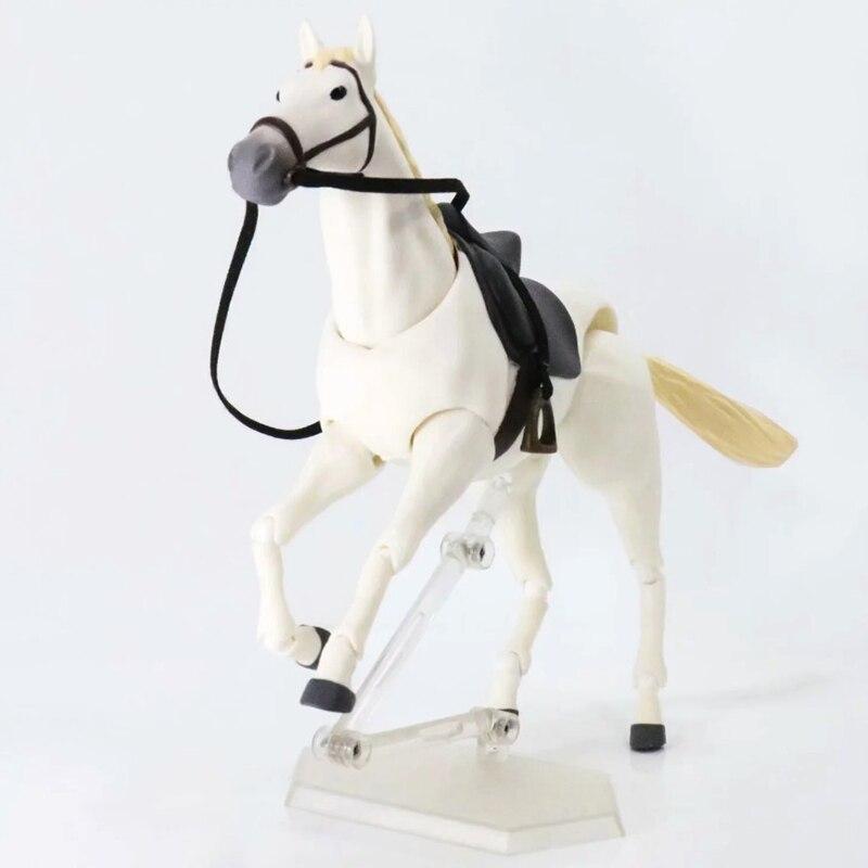 Archetype Horse Ferrite Figma 246 Movable PVC Action Figure Toys 15CM