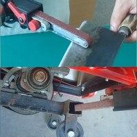 Sander Sanding Belt Adapter DIY For 100mm 4 Inch Electric Angle Grinder