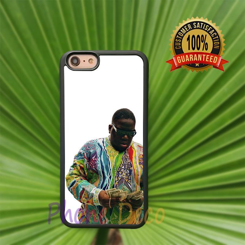 Biggie Smalls fashion cell phone cases for iphone 4 4s 5 5s 5c 7 7 plus 6 6s 6plus 6splus B4428